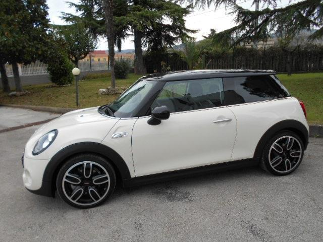 MINI Cooper SD 2.0 aut.