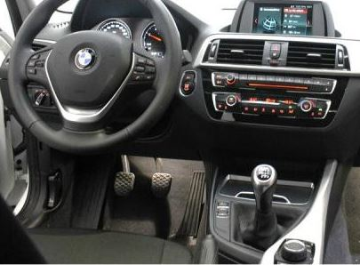 BMW 116d 5p. Advantage