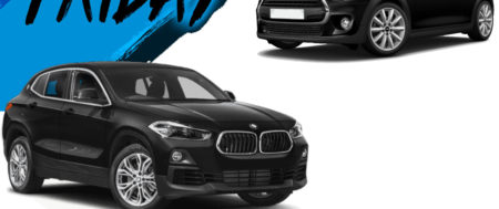 Black Friday 2019. Sconti unici su vendita e assistenza BMW e MINI