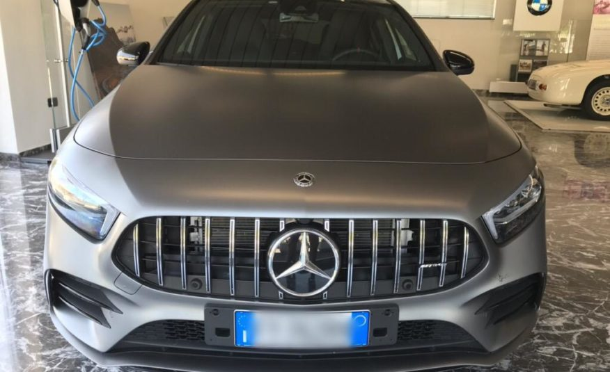 Mercedes-AMG A 35 4MATIC RACE EDITION
