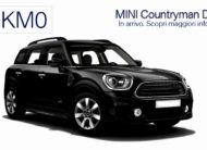 MINI One D Boost Countryman
