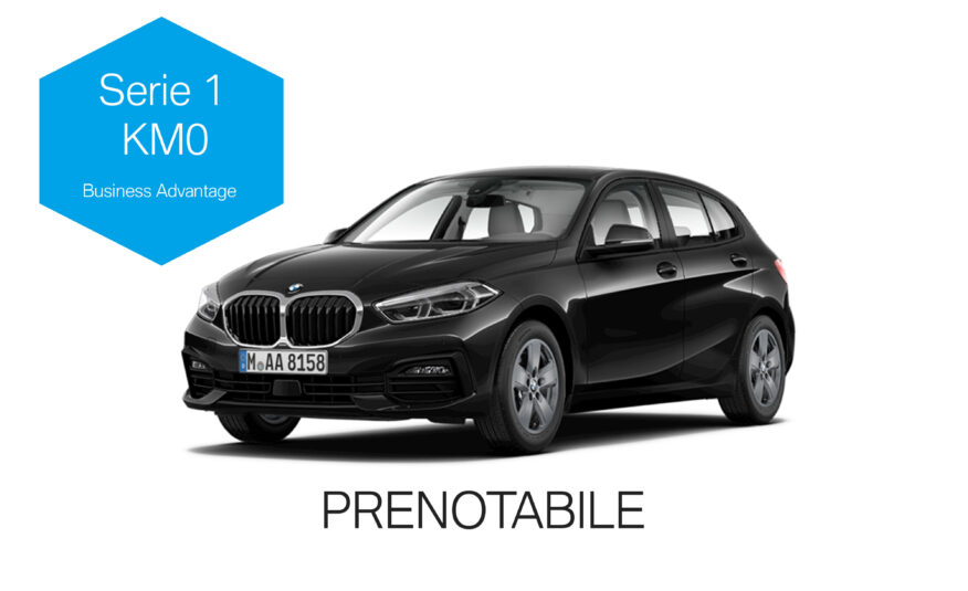 BMW 116d 5p. Business Advantage